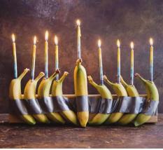 Hanukah Banana